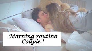 MORNING ROUTINE COUPLE/Avec Babké 974 ♥