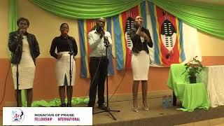 SWAZILAND MOUNTAIN OF PRAISE INTERNATIONAL - ngiyametsemba
