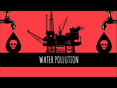 River Pollution - What Are The Causes and Problems? - GCSE Geography
