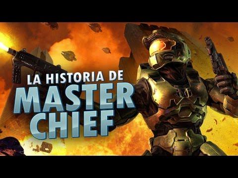 La historia de Master Chief (Halo Reach y Halo 1)
