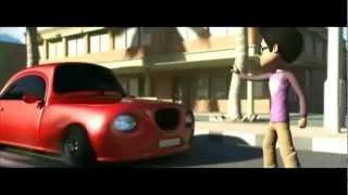 Never Break Traffic Rules, Short Animated Movie Initiative by ChotaRaja