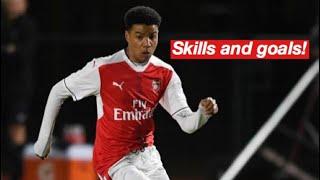 Armstrong Okoflex • Arsenal Wonderkid• Skills & Goals•