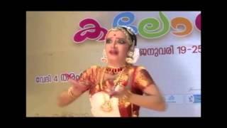 56th Keral Schoolkalolsavam - Bharathanatyam  ( HSS General ) - Malavaika Krishnadas