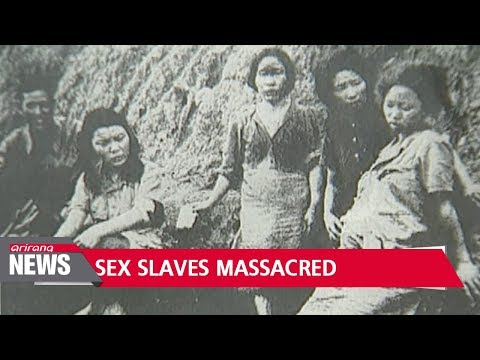 Xxx Mp4 Footage Unveiled Of Japan S Massacre Of Korean Sex Slaves In 1944 3gp Sex