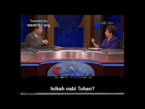 Wafa Sultan: Muhammad Nabi Palsu
