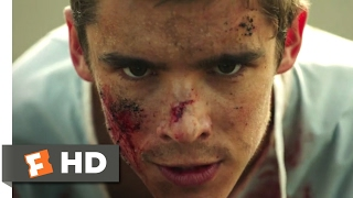 The Signal (2014) - As Fast As a Truck Scene (6/10) | Movieclips