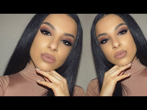 Get Ready With Me: Date Night   Makeup, Hair & Outfit