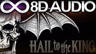 Avenged Sevenfold - Hail To The King 🔊8D AUDIO🔊