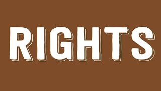 What Are Rights? Duty & The Law   Philosophy Tube