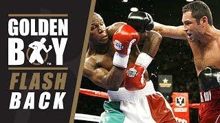 Classic: Oscar De La Hoya vs. Floyd Mayweather