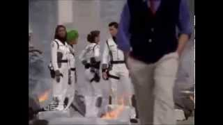 Power Rangers Fuerza de Tiempo Time Force