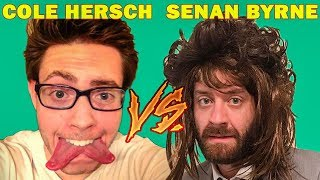 Cole Hersch Vines Vs Senan Byrne Vines (W/Titles) Best Vine Compilation 2018