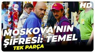 Moskova'nın Şifresi: Temel - Türk Filmi (HD)