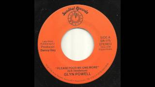 Glyn Powell - Please Pour Me One More