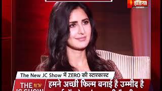 Exclusive Interview of Shahrukh Khan, Katrina kaif and Anushka Sharma | The New JC show
