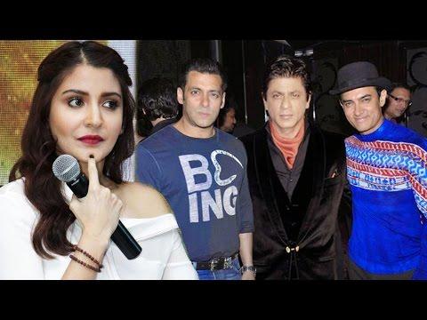 Xxx Mp4 Anushka Sharma S SHOCKING Statement On Salman Shahrukh Aamir 3gp Sex
