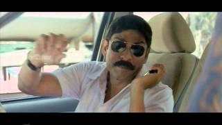 Siddham Movie | Jagapathi Babu & Villain War Dialogues