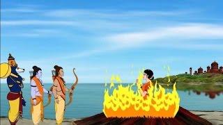 RAMAYAN | LANKA KANDO | JAPAMALA GHOSH | ANIMATION