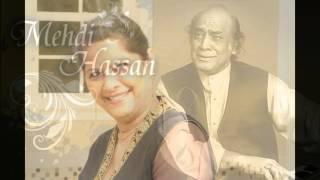 Mujhe Tum Nazar Se Gira To Rahe Ho - Mehdi Hasan - Jayanthi Nadig