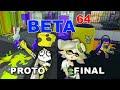 Beta64 - Splatoon