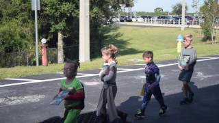 DBES Costume Parade 2016