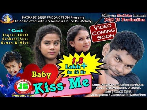 Xxx Mp4 Baby Kiss Me Jogesh Jojo Santanu Amp Seetal Copy Right Reseved By JOJO J5 Production 3gp Sex