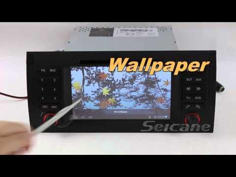 2000-2007 BMW X5 E53 sound system upgrade