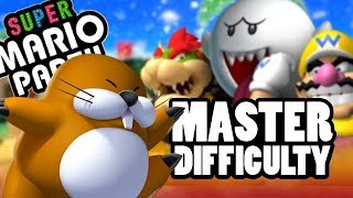 MASTER DIFFICULTY