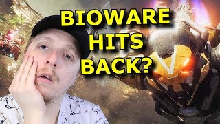 """Bioware FIGHTS Gamers? """"Do NOT Talk Bad About Anthem!"""""""