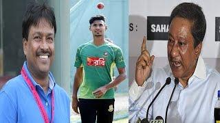 মুস্তাফিজকে দলেই নিতে চাননি নির্বাচক ফারুক আহমেদ বললেন বিসিবি সভাপতি পাপন | Bangla News Today