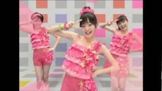 ℃-ute 『桜チラリ』 (MV)
