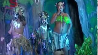 Suku Dayak Ikut Janger  (HUMOR)