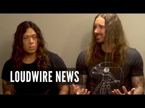 As I Lay Dying Discuss Hatred, Forgiveness of Tim Lambesis