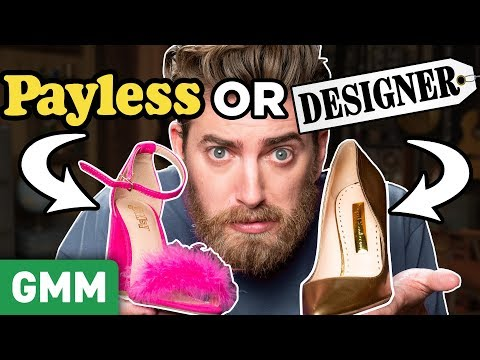 Payless vs. Designer Shoes GAME