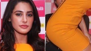 Nargis Fakhri Shows Off Big Bum