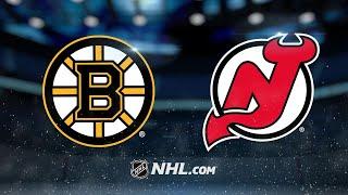 McAvoy, Bruins outlast Devils in marathon shootout