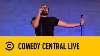 Iain Stirling Took It Too Far | Comedy Central Live
