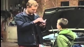 Coronaton Street - David reads Sarah's diary 21/03/01