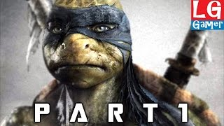 Teenage Mutant Ninja Turtles Mutants in Manhattan Gameplay In HINDI :- PART #1