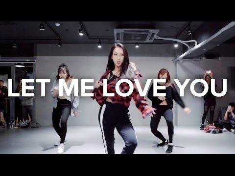 Let Me Love You - Ariana Grande ft. Lil Wayne / Mina Myoung Choreography