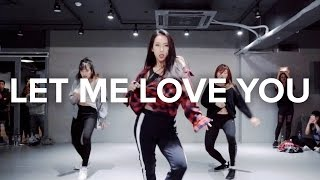 Let Me Love You - Ariana Grande ft. Lil Wayne / Mina Myoung Choreography
