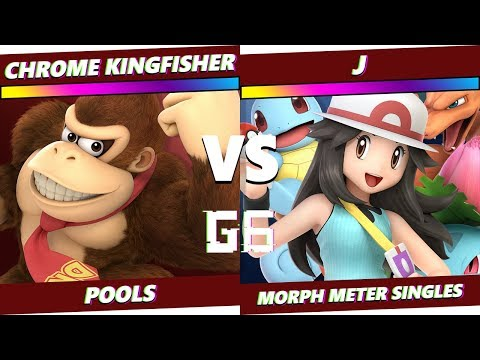 Xxx Mp4 Glitch 6 SSBU Chrome Kingfisher DK VS J Pokemon Trainer Smash Ultimate Morph Meter Pools 3gp Sex