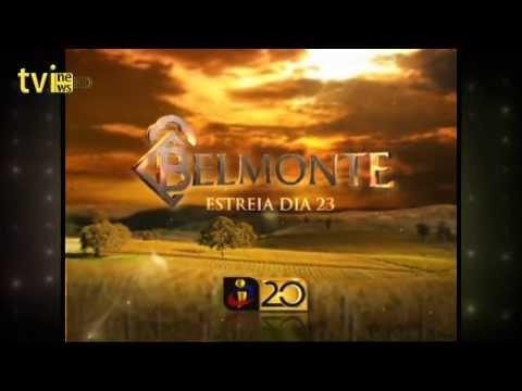 Promo Belmonte Estreia dia 23 de setembro