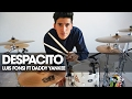 Download Video DESPACITO - LUIS FONSI ft DADDY YANKEE  - Drum Cover | Ale Alejandro Vlogs 3GP MP4 FLV