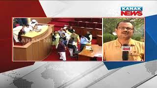 Farmer's Problem Rocks Odisha Assembly; Adjourned