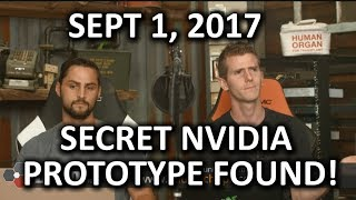 NVIDIA Prototype Found in PAWN SHOP! - WAN Show September 1, 2017