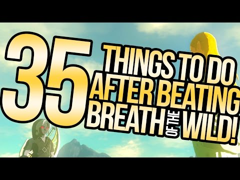 Xxx Mp4 35 Things To Do Post Story In Breath Of The Wild Austin John Plays The Legend Of Zelda 3gp Sex