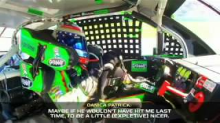 Danica: Pissed and Confused