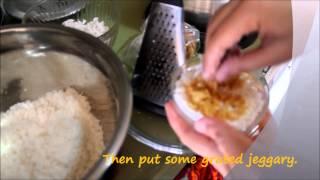 How to make vapa pitha(ভাপা পিঠা).mp4
