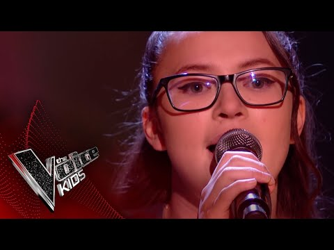 Xxx Mp4 Alice Performs Perfect The Semi Final The Voice Kids UK 2018 3gp Sex